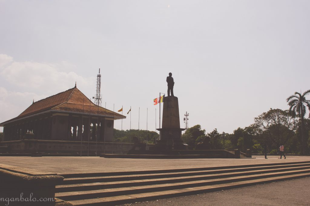 Colombo Independence Square