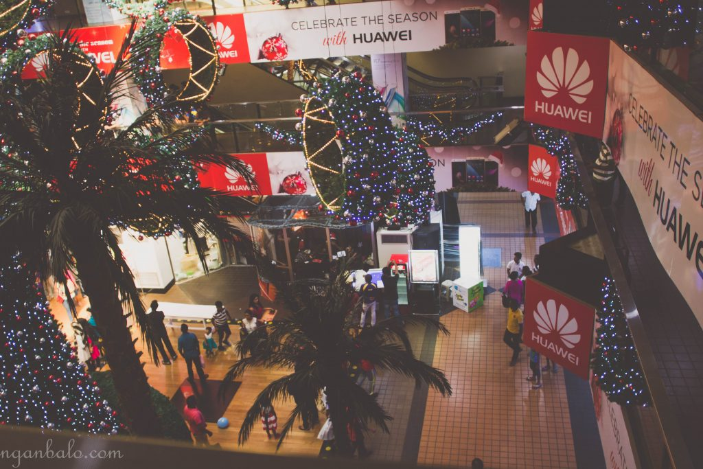 Bên trong khu mua sắm đầu tiên ở Colombo