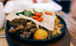 Ẩm thực Mông Cổ