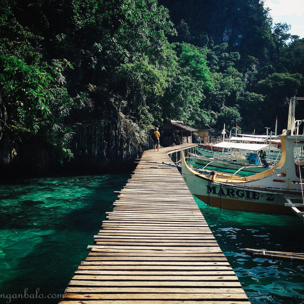 Kinh nghiệm du lịch Coron Philippines