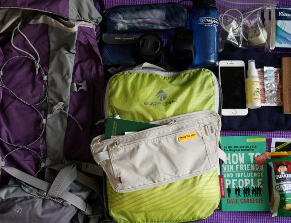 Mình sắp xếp cho một chuyến du lịch bụi 2 tuần như thế nào?