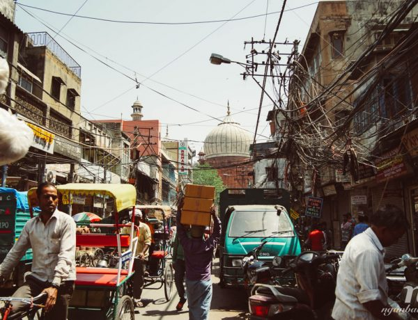 Kể chuyện đi Ấn Độ: Old Delhi, Một Delhi rất cũ (1)