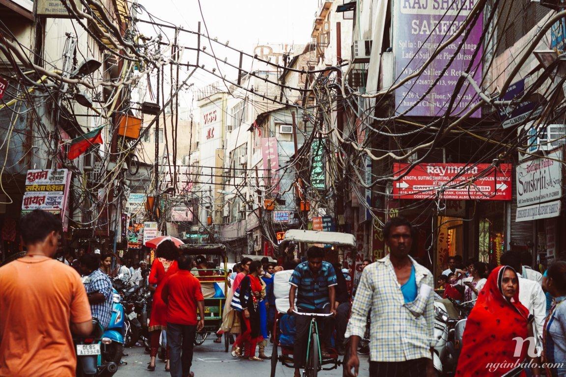 Kể chuyện đi Ấn Độ (13): Quay lại Delhi
