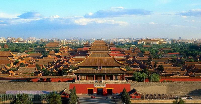 Cố cung (Tử Cấm Thành)- Bắc Kinh