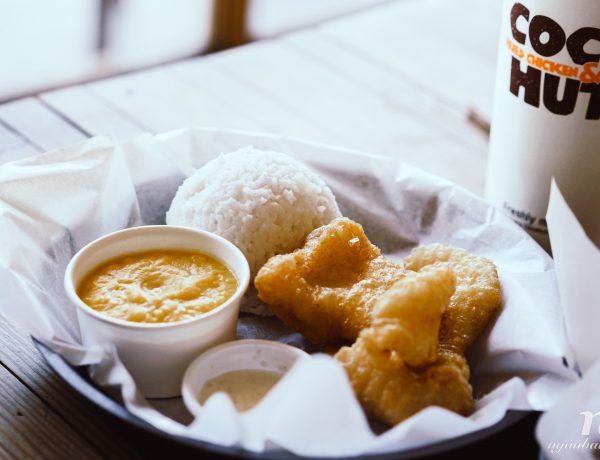 Chợ thứ Bảy Salcedo và thưởng thức món Philippines ở Coco Hut, Makati