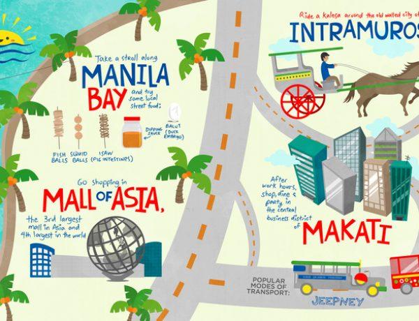 Tổng hợp kinh nghiệm du lịch bụi Philippines