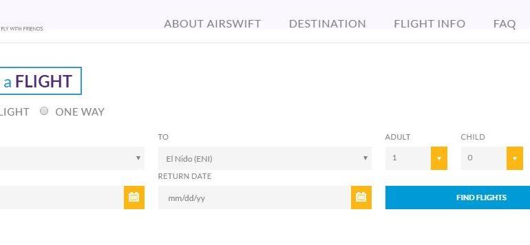Tip: Cách mua vé máy bay thẳng từ Manila đi El nido