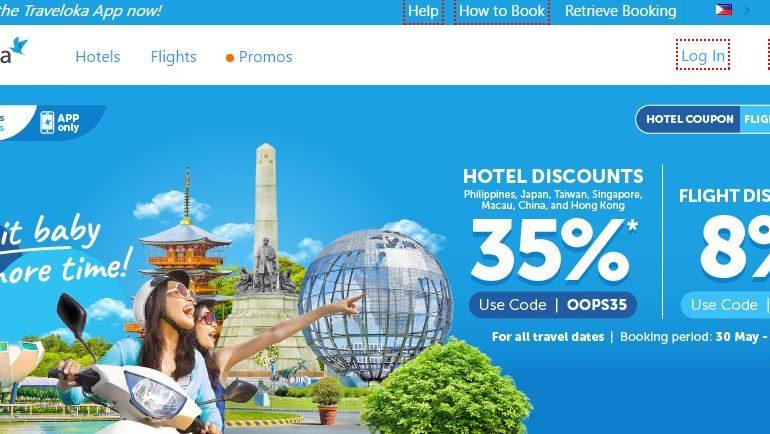 Chia sẻ: Book vé máy bay rẻ với Traveloka