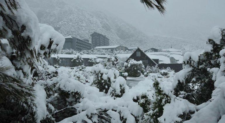 Mùa đông ở New Zealand