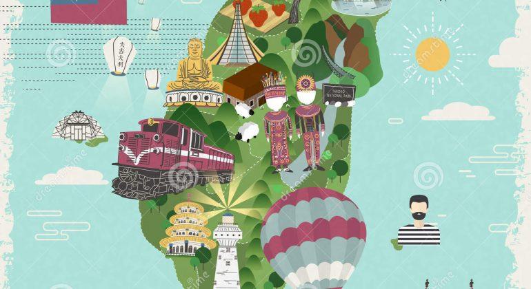 Hướng dẫn cách đi đến các điểm du lịch ở Đài Loan từ Đài Bắc