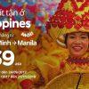 Tại sao Manila là điểm đến không thể bỏ qua ở Philippines?