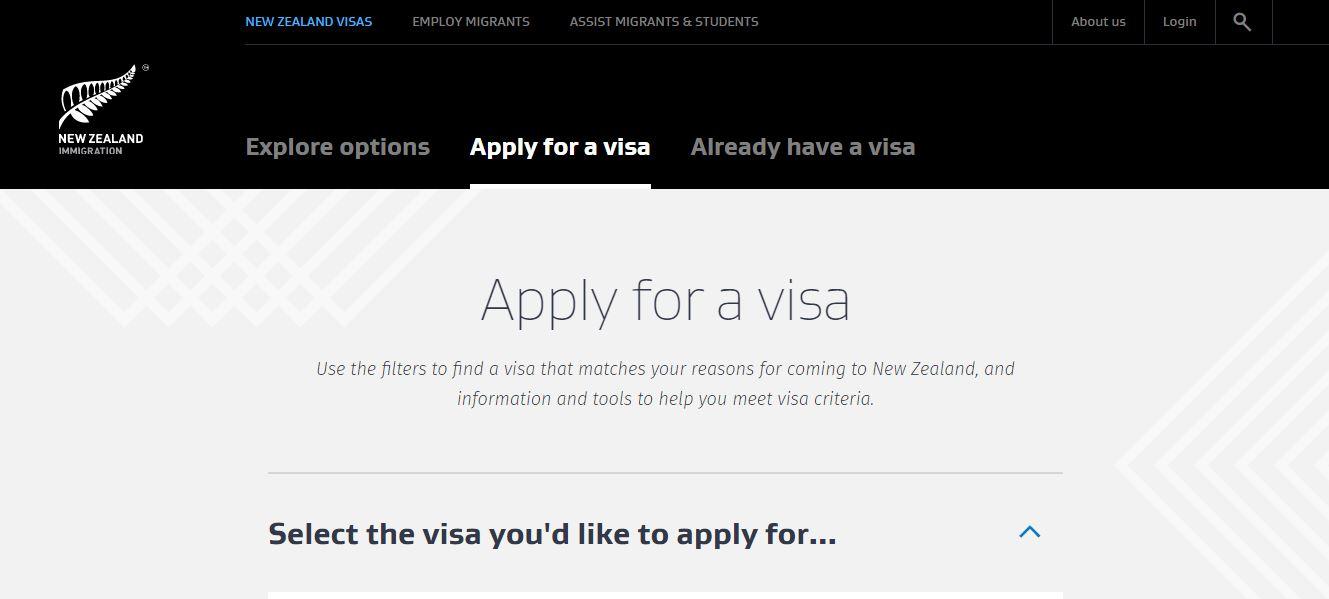 Hướng dẫn xin visa du lịch New Zealand online/ trực tuyến