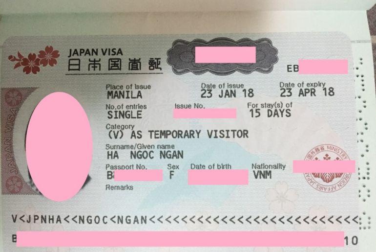 Kinh nghiệm và cách xin visa du lịch Nhật Bản