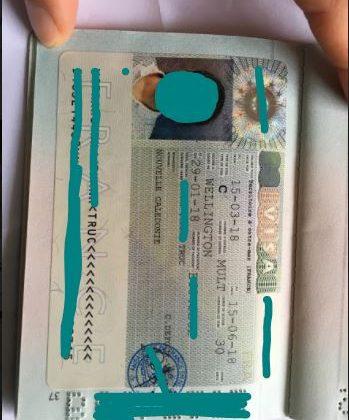 Kinh nghiệm và cách xin visa du lịch New Caledonia