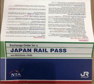 Cách mua JR Pass