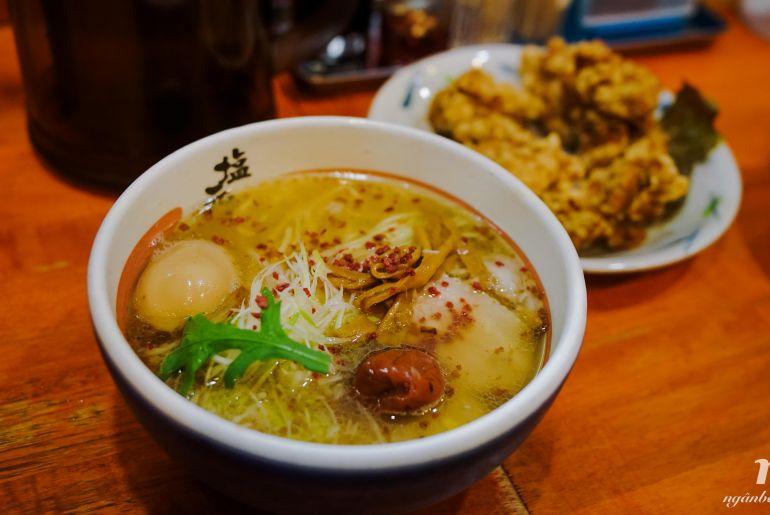 Du lịch bụi Nhật Bản (5): Đêm đầu ở cố đô Kyoto được ăn ramen thiệt là ngon!