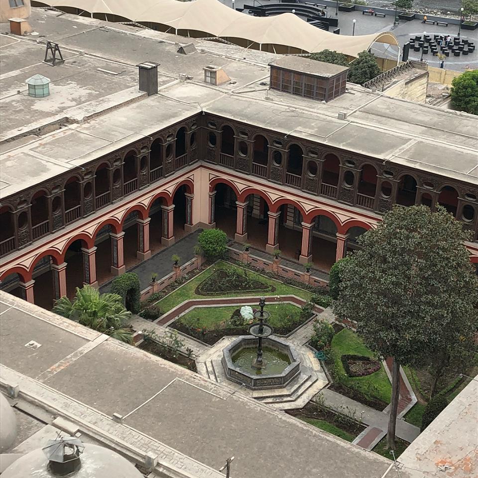 [Ký sự Nam Mỹ] (1) Lima thành phố của những vị vua