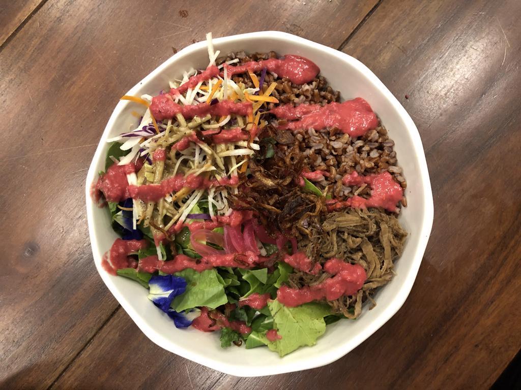Ăn đồ Philippines xanh và healthy hơn ở BERDE Bowls, Makati