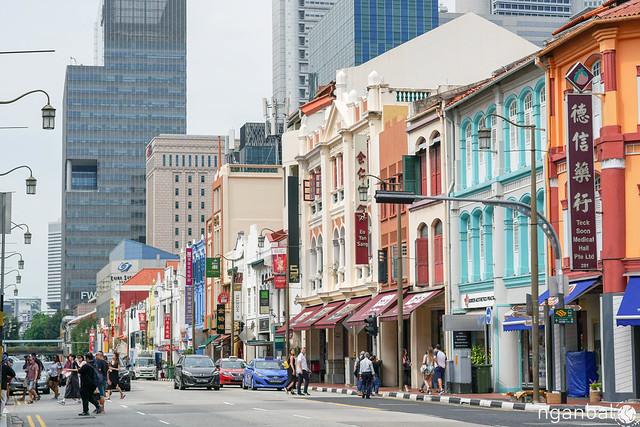 tại sao tôi thích Singapore
