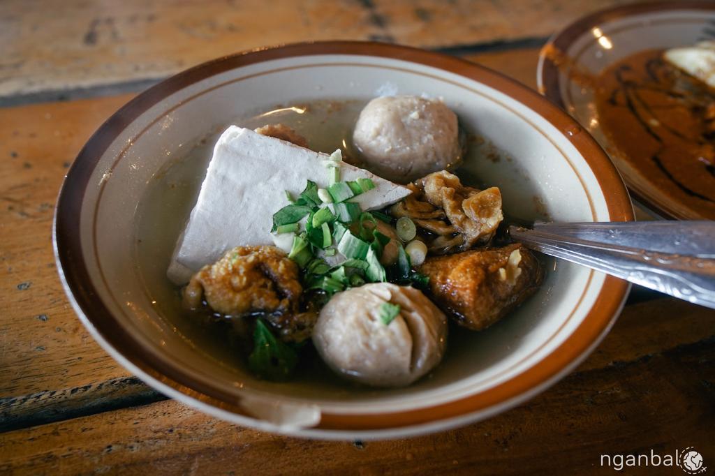 Ẩm thực Bandung – Ăn gì ở Bandung?