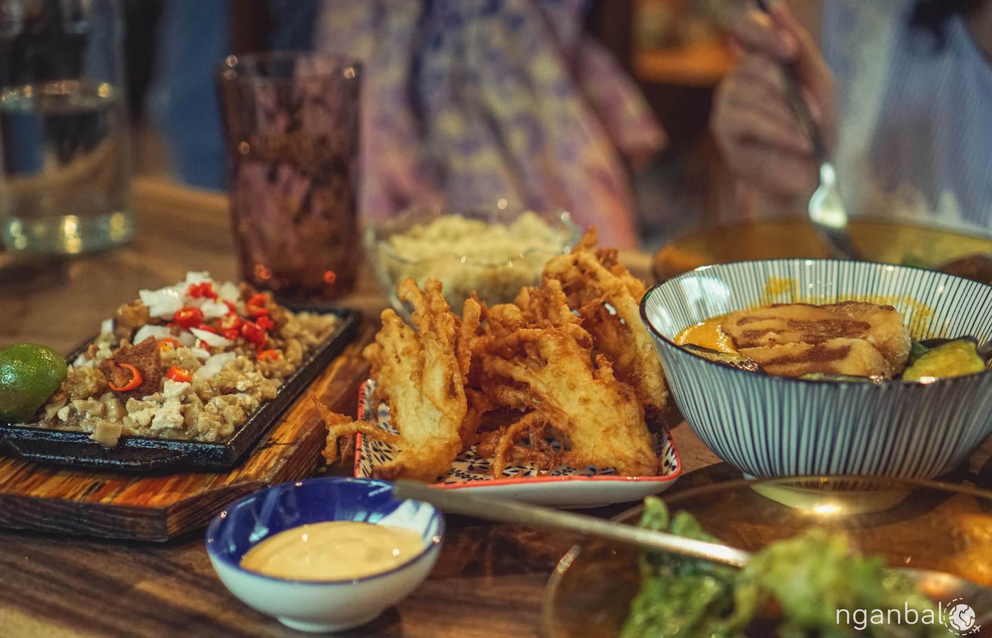 ăn chay Philippines